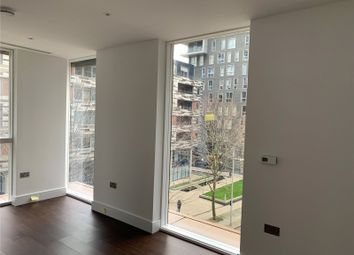 Thumbnail 2 bed flat to rent in Maine Tower, 9 Harbour Way