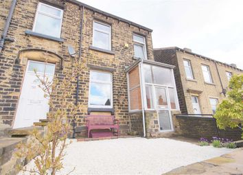 Thumbnail 3 bedroom end terrace house for sale in Longwood Road, Huddersfield