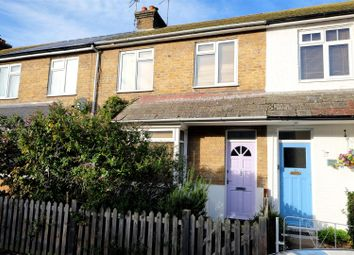 Thumbnail 2 bed terraced house for sale in Acton Road, Whitstable