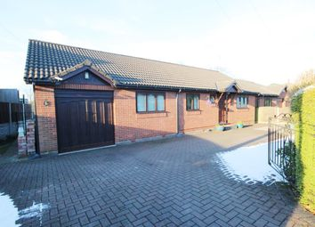 Thumbnail 3 bed detached bungalow for sale in Leyland Green Road, Ashton-In-Makerfield, Wigan