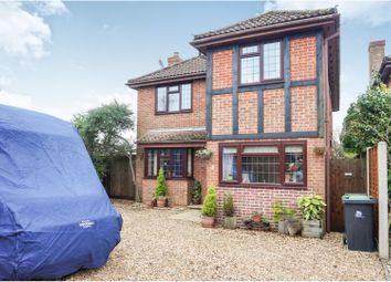 Thumbnail 4 bed detached house for sale in Saxon Way, Alderholt, Fordingbridge