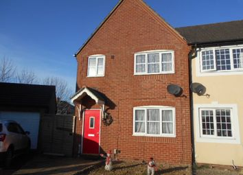 Thumbnail 3 bedroom semi-detached house to rent in May Close, Swindon