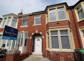 Thumbnail 3 bedroom property to rent in Coleridge Road, Blackpool