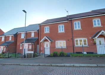 Thumbnail 3 bed semi-detached house to rent in Anstige Avenue, Anstey, Leicester