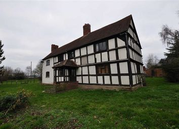 Thumbnail 3 bed detached house to rent in Dymock Road, Ledbury