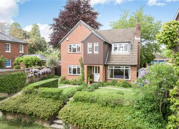 Thumbnail 4 bed detached house for sale in Northbrook Avenue, Hampshire, Winchester, Hampshire