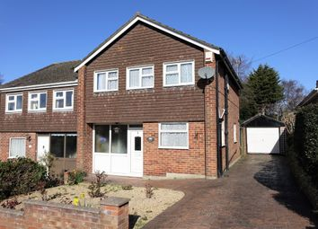Thumbnail 3 bed semi-detached house for sale in Ratcliffe Road, Dibden Purlieu, Southampton
