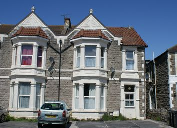 Thumbnail 2 bed flat to rent in Locking Road, Weston Super Mare