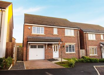 Thumbnail 5 bed detached house for sale in Cresta View, Houghton Le Spring, Tyne And Wear