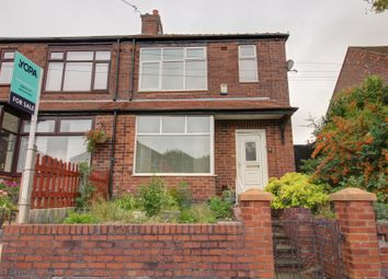 Thumbnail 3 bed semi-detached house for sale in Berwyn Avenue, Middleton, Manchester