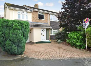 Thumbnail 4 bed semi-detached house for sale in Crawford Close, Billericay, Essex