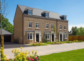 """Thumbnail 4 bedroom terraced house for sale in """"Millwood"""" at Sandbeck Lane, Wetherby"""