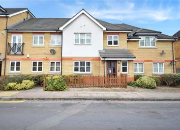 Thumbnail 2 bed flat for sale in Charles Street, Greenhithe, Kent