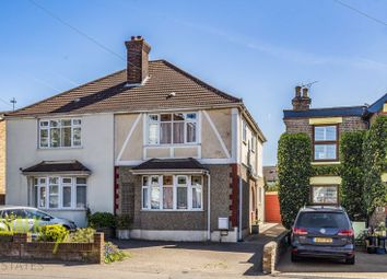 Thumbnail 3 bed semi-detached house for sale in North Street, Hornchurch