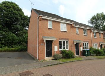 Thumbnail 3 bed end terrace house for sale in Molay Close, Tile Hill, Coventry