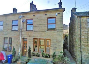 Thumbnail 2 bed end terrace house for sale in Todmorden Road, Bacup, Lancashire