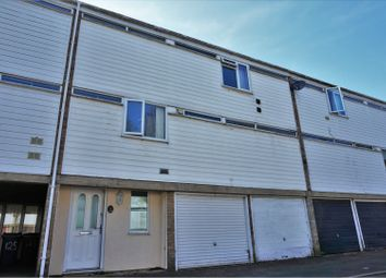 Thumbnail 3 bed town house for sale in St. Johns Close, Bury St. Edmunds