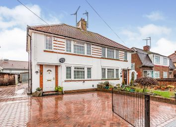 Thumbnail 3 bed semi-detached house for sale in Greenfields Road, Reading