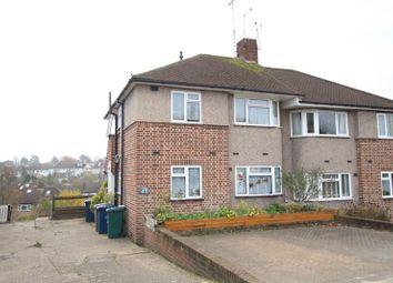 Thumbnail 2 bed maisonette for sale in Grange Avenue, East Barnet, East Barnet