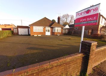Thumbnail 2 bed detached bungalow for sale in Watling Street, Witherley, Atherstone