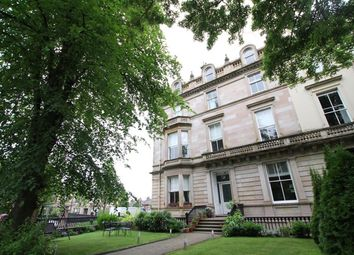 Thumbnail 2 bed flat to rent in Crown Road North, Glasgow