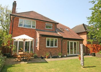 Thumbnail 4 bed detached house to rent in Private Road, Mapperley, Nottingham