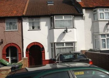 Thumbnail 5 bed terraced house to rent in Tankridge Road, Cricklewood