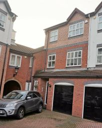 Thumbnail 4 bedroom town house for sale in Merchants Wharf, Newcastle Upon Tyne