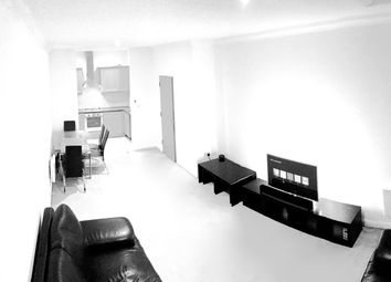 Thumbnail 2 bed flat to rent in Midland Road, High Town, Luton, Bedfordshire