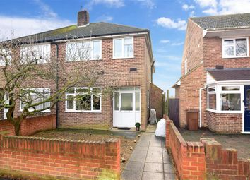 4 bed semi-detached house for sale in Watling Street, Strood, Rochester, Kent ME2