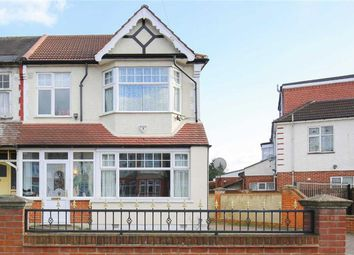 Thumbnail 3 bed end terrace house to rent in Firs Lane, Winchmore Hill, London