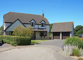 Thumbnail 4 bed detached house for sale in Winters Orchard, Stoke St. Mary, Taunton