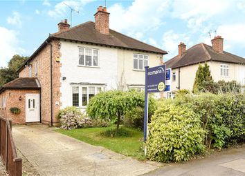 Thumbnail 3 bed semi-detached house for sale in Clewer Hill Road, Windsor, Berkshire
