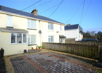 Thumbnail 3 bed terraced house for sale in Brimley Park, Bovey Tracey, Newton Abbot, Devon