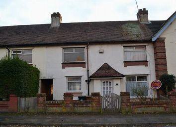 Thumbnail 3 bedroom terraced house for sale in Raeburn Road, Kingsley, Northampton