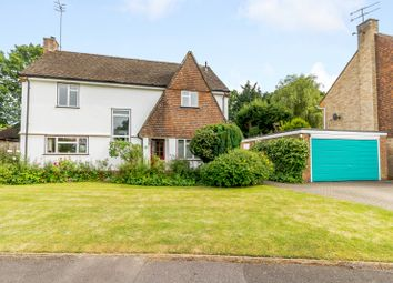 Thumbnail 4 bed detached house for sale in Waverleigh Road, Cranleigh