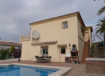 Thumbnail 5 bed villa for sale in La Vinuela, Malaga, Spain