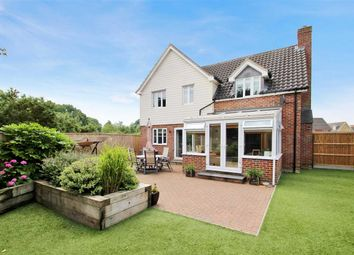 Thumbnail 4 bed detached house for sale in Vincent Drift, Grange Farm, Kesgrave, Ipswich