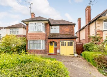 Thumbnail 3 bed detached house for sale in Medina Avenue, Esher
