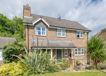Thumbnail 3 bed detached house for sale in Chaffinch Walk, Uckfield