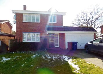 Thumbnail 4 bed detached house for sale in Abbeyside, Ranton, Stafford