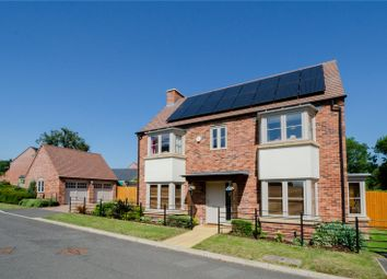 Thumbnail 5 bed detached house for sale in Harrison Fields, Crowle, Worcester