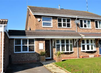 Thumbnail 3 bedroom semi-detached house for sale in Willowbrook Road, Wolston, Coventry