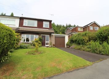 Thumbnail 3 bed semi-detached house to rent in Fernhill Crescent, Bacup