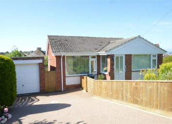 Thumbnail 3 bed detached bungalow for sale in Brook Meadow, Exmouth, Devon