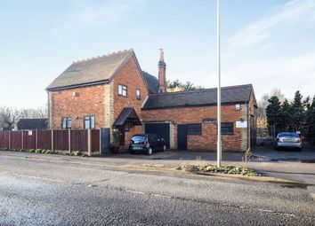 Thumbnail 4 bedroom detached house for sale in Ampthill Road, Kempston Hardwick, Bedford