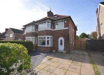 Thumbnail 4 bed semi-detached house for sale in Teehey Lane, Bebington, Merseyside