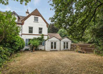 Thumbnail 4 bedroom semi-detached house for sale in Arthur Road, Wimbledon Village