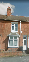 Thumbnail 5 bed terraced house for sale in Storer Road, Loughborough