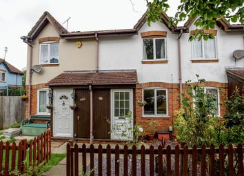 Thumbnail 2 bed terraced house for sale in Kimbolton Close, Freshbrook, Swindon